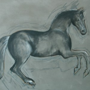 Whistlejacket A Tribute to George Stubbs